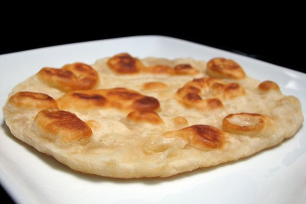 Pan-fried flatbread